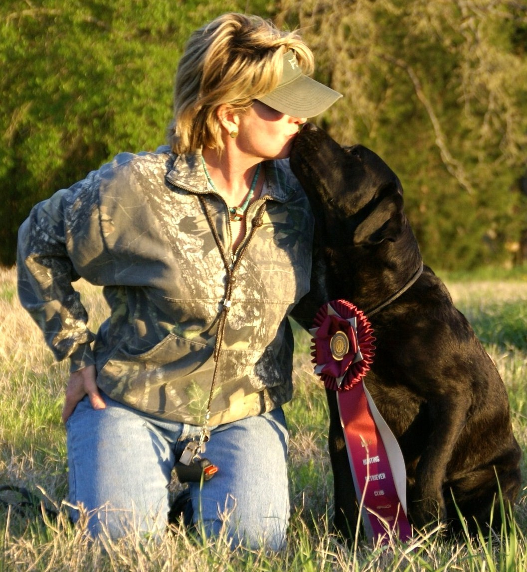 THE ZEN OF DOG TRAINING AND WINE DRINKING