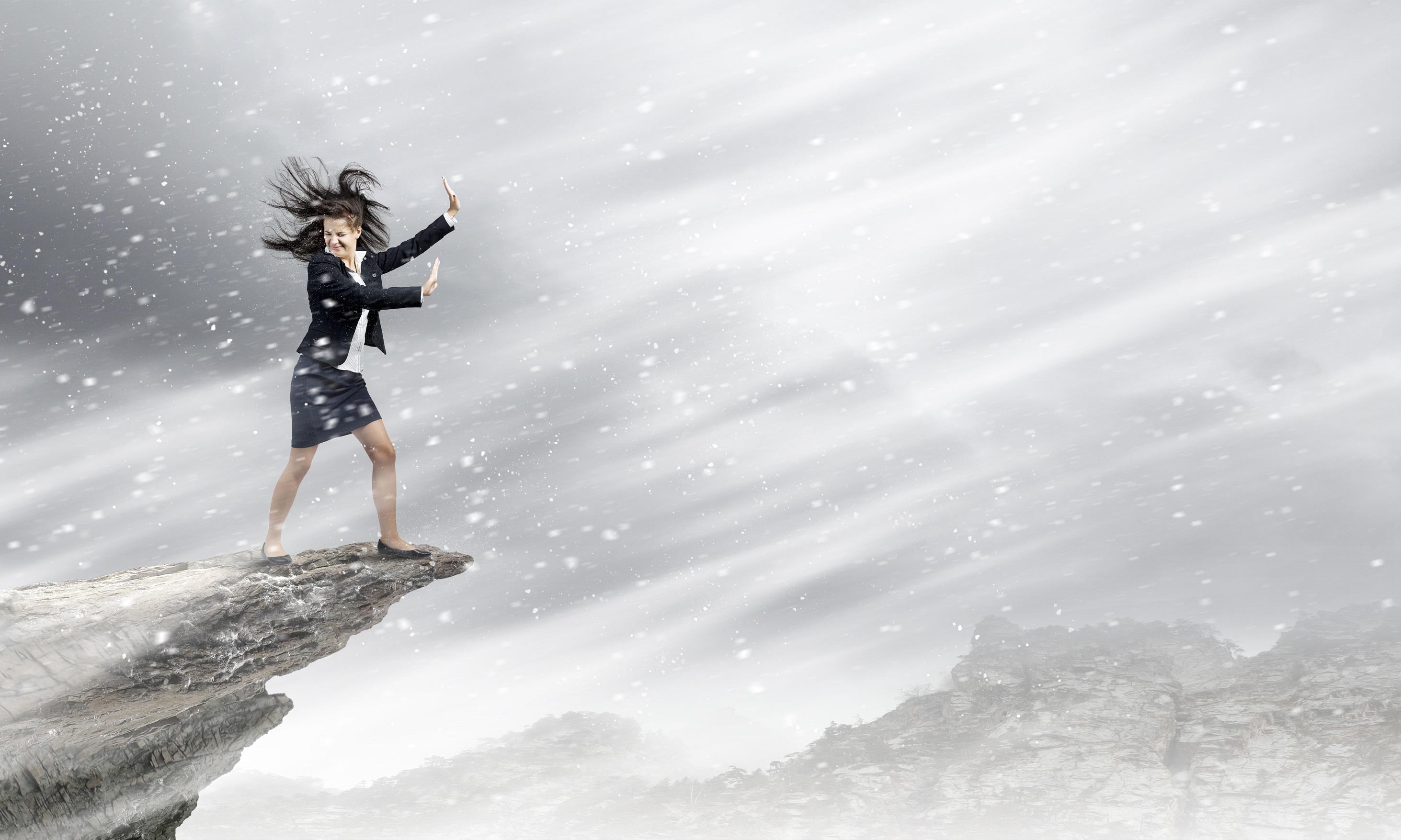 How To Be Brave And Confident When You Don't Want To
