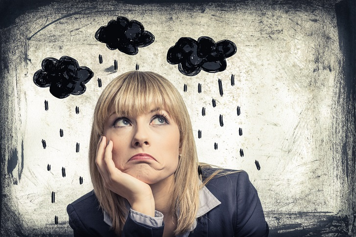Are You The Cause Of Your Bad Luck? the power of positive thinking
